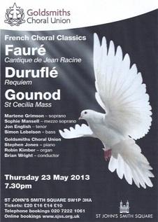 GCU Faure May 2013